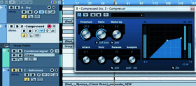 Parallel compression 6