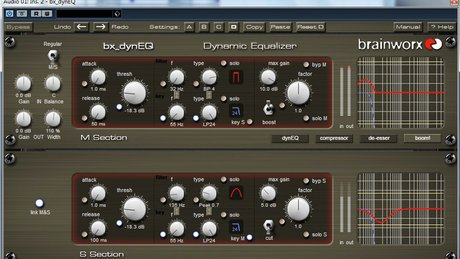 Dynamic eq step 3