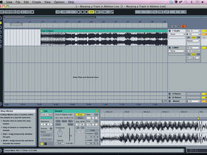How to prepare a track for DJing with Ableton Live