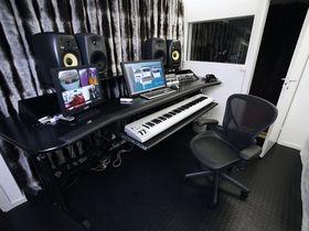 In Pictures: Avicii's Stockholm studio