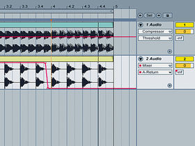 How to create a punchy, pumping bassline