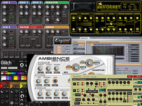 What are the best free VST plug-ins in the world today?