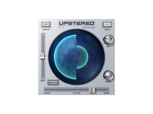 QuikQuak UpStereo