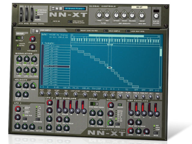 Propellerhead Software NN-XT