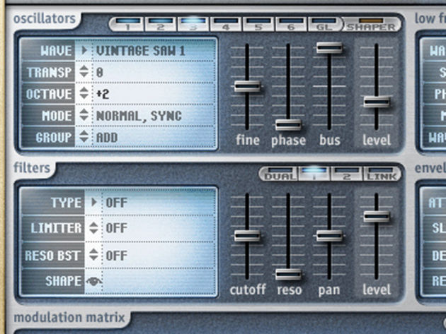Oscillator 3