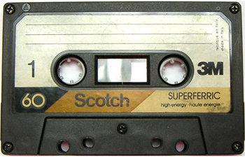Lo-fi tape