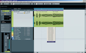 Removing overlaps in cubase 6