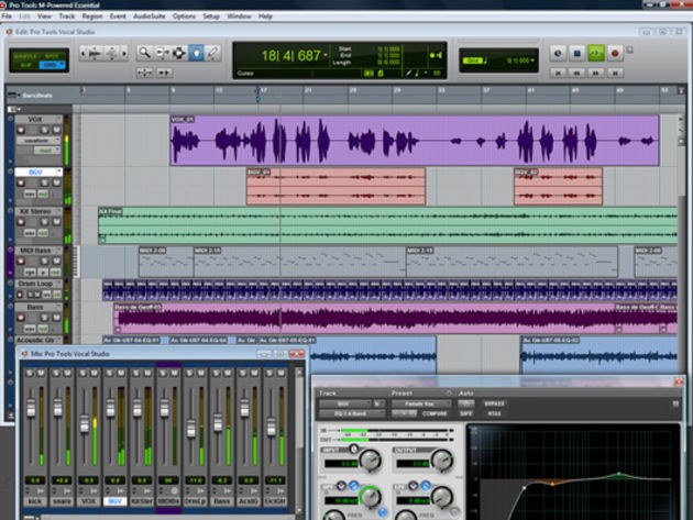 Avid Pro Tools M-Powered Essential