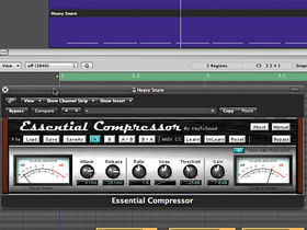 How to make fat compressed beats