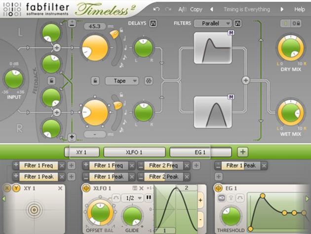 FabFilter Timeless