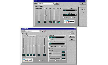 Cakewalk audio fx