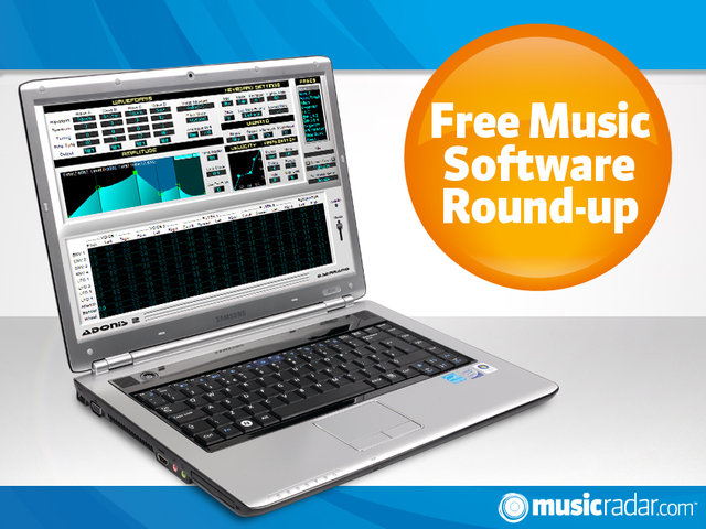 Free music software 16