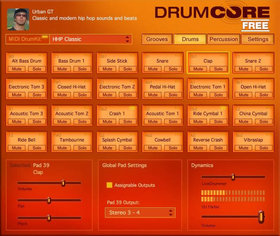 Submersible music drumcore free