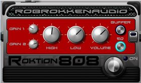 RobRokkenAudio roktion 808