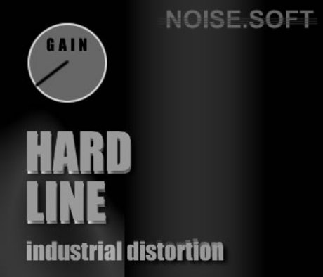 NoiseSoft hard line industrial distortion
