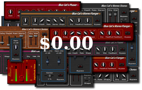 Blue cat audio freeware plugins pack