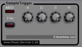 WOK sampletrigger