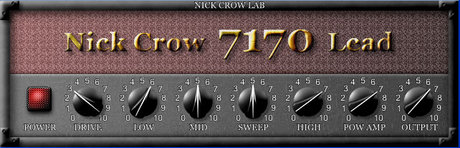 Nick crow 7170 lead
