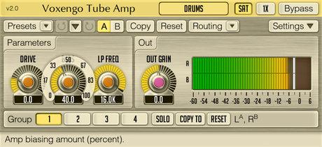 Voxengo tube amp 2.0