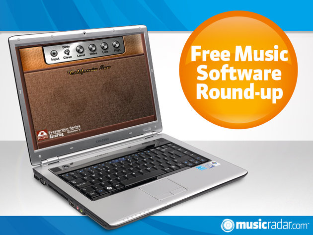Free music software round-up