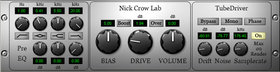 Nick crow lab tubedriver