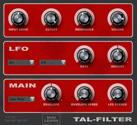 TAL-Filter