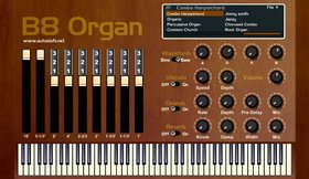 Autodafe b8 organ
