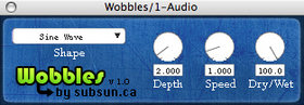 Subsun wobbles