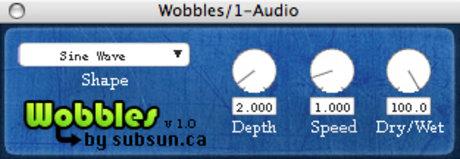Subsun wobbles