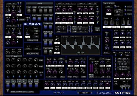 Kx-Modulad v2
