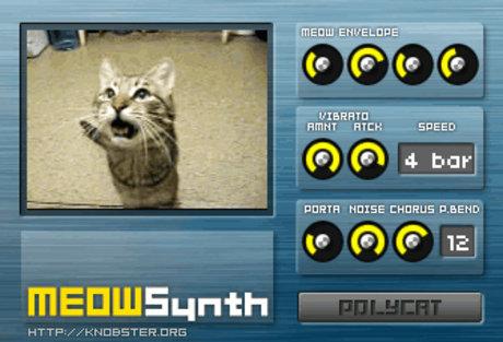 MeowSynth