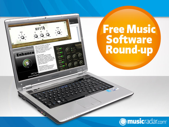 Free music software round-up week 45