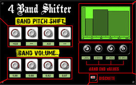 4 band shifter
