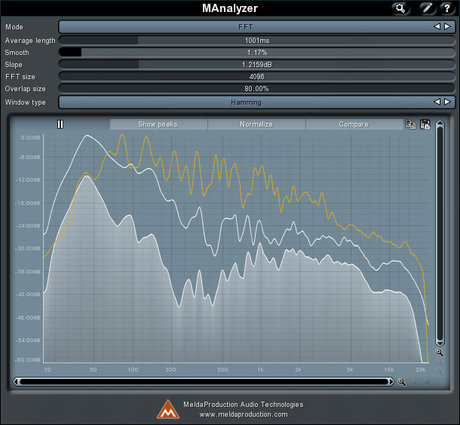 MeldaProduction free plug-ins