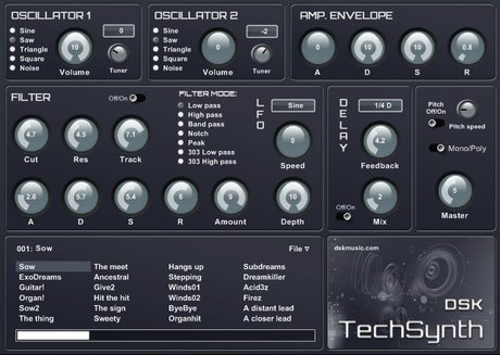 DSK techsynth