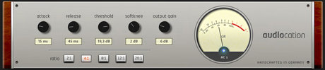 Audiocation ac1 compressor