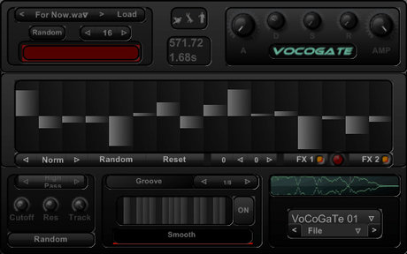 Tekky synths vocogate free