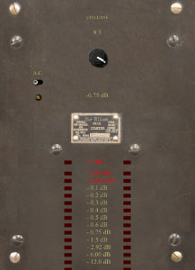 Sir elliot peak limiter