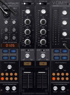 Maffialife v-djm 2ch