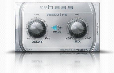 vescoFX free haas delay