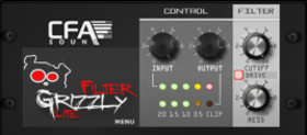 CFA-Sound filtergrizzly lite