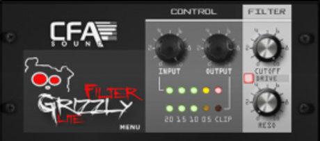 CFA-Sound filtergrizzly lite