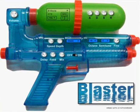 Lithium sound blaster