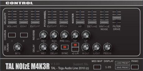 Togu audio line tal noisemaker