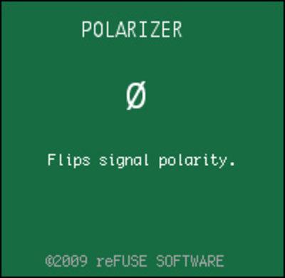 reFuse polarizer