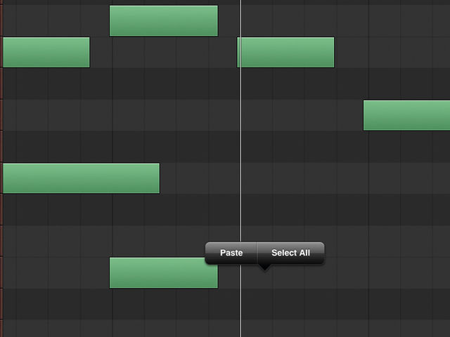 Editing multiple notes