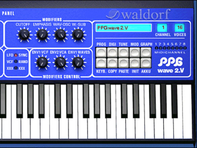 Waldorf Edition Plug-in Suite