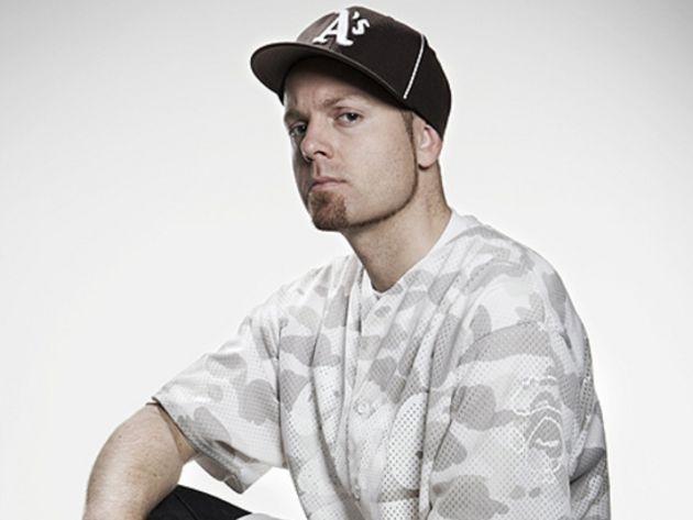 DJ Shadow: a breakbeat master.
