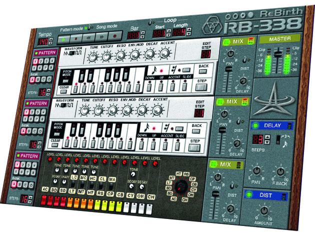 ReBirth helped to put Propellerhead on the map.