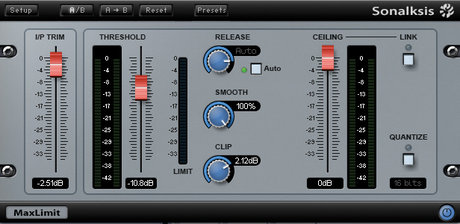 House tips limiter